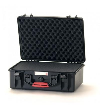 HPRC 2250, Cubed foam