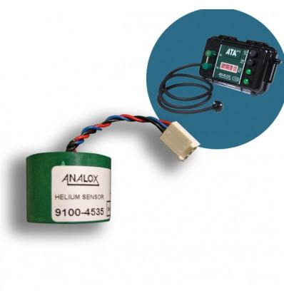 Analox Helium sensor til ATA
