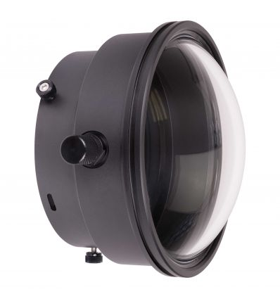 """DLM 6"""" Dome Port with Zoom Extended .375"""""""