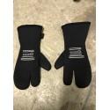Mares 3 fingrede handsker 6,5 mm XL
