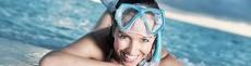 Masker, snorkler & finner